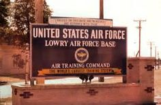Lowery AFB, Denver Co (closed)