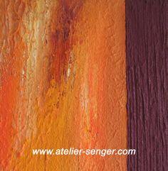 Ebullient Joy, 30 x 30 cm. Please click here: www.art-senger.com #painting #art #artwork #joy Painting Art, Abstract Art, Joy, Inspiration, Artist, Artwork, Pictures, Color, Glee