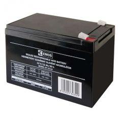 EMOS SLA 12V/12Ah 12V baterie (akumulátor)
