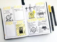Favorite Pens For Writing Headings In My Planner Planner