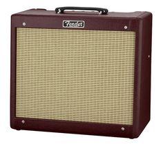 Fender Blues Junior III Exclusive Run Wine Red Amplifier