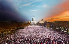 Day to Night Series by Stephen Wilkes