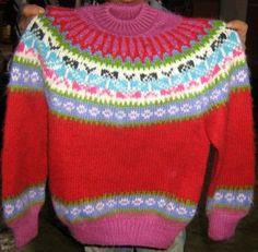 Roter #Kinder #Pullover aus #Alpakawolle, 8-14 Jahre Mantel, Salmon, Peru, Sweaters, Fashion, Accessories, Mens Fashion Sweaters, Red Sweaters, Arts And Crafts
