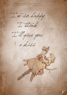 Peter Pan inspired valentine.