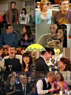 The love that these two have throughout the show of how I met your mother is unexplainable cute. Best Tv Couples, Cute Couples, Himym Memes, How Met Your Mother, Celebrity Books, Ted Mosby, Thank You Mom, Will And Grace, Pitch Perfect