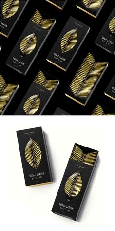 The Concept for 60 Teabags Tea Packaging Design Agency: Nikita Konkin Brand / Project Name: Savage Garden Location: Russia Market Country: Multiple Countries Category: #Beverages #Tea #Drinks World Brand & Packaging Design Society