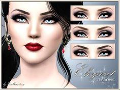 Elegant Eyebrows by Pralinesims *Free*