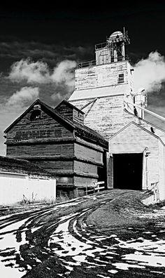 Saskatchewan Grain Elevators: Part 2   Editing Luke