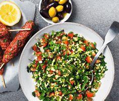 Recept: Tabbouleh