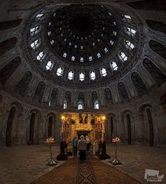 New Jerusalem, Holy Resurrection Cathedral, Chapel of the Holy Sepulchre, Istra
