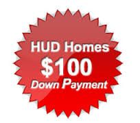100% Financing,  Zero Down Payment Kentucky Mortgage Home Loans for Kentucky First time Home Buyers: Kentucky HUD Homes for Sale with the FHA $100 Down...