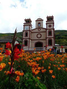 Iglesia de San Rafael de Mucuchies, Estado Mérida, Venezuela (by fredocarroz).