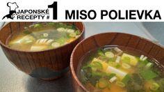 SB Japonské Recepty #1 - Miso Polievka