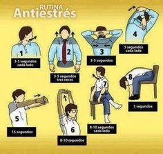 ejercicio anti estrés
