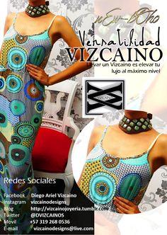 Outfits de Vizcaino, La Joyería en su Máxima Versatilidad. Vizcaino Joyeria https://www.facebook.com/vizcainodesigns