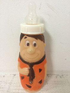 Vintage Evenflo and Gerber Baby Bottle 1976-1984 You Choose Disney, Flinstones