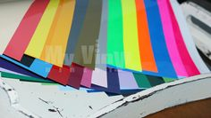 Pick Your Pack-12 Easyweed Heat Transfer Vinyl Sheets