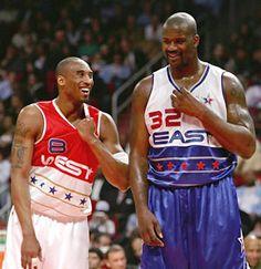 Shaq & Kobe