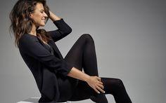 Download wallpapers Anna Lewandowska, 4k, beauty, sportswoman, brunette