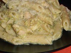 Csilla konyhája, mert enni jó!: Brokkolis- csirkés penne