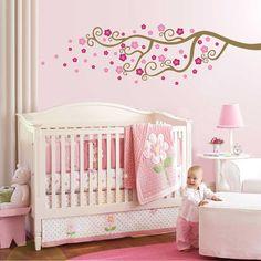 Pink Design Baby Room Ideas........ღby: Mildz & Christer Belgaღ