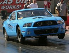 World's fastest Ford Mustang is 2000 HP Coyote 5.0L by Modular Mustang Racing