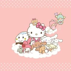 Peace, Love and Kawaii  Hello Kitty and Friends