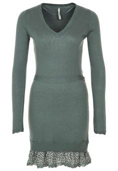 LUCHI - Jumper dress - green