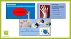 Aceptación de órdenes sencillas 1 - Befolgen von Aufforderungen 1 :El sonido de la hierba al crecer Sensory Bottles, Teaching Kids, Autism, Grow Taller, Herbs, Note Cards, Activities