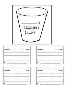 I've found that using the book, Have You Filled A Bucket Today? is a great initiative for behavior and kindness in the classroom.