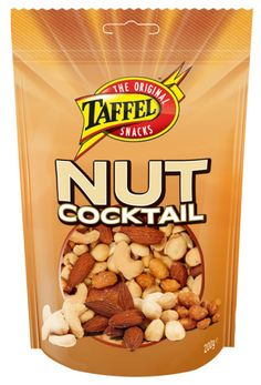 You want some of that nut cocktail