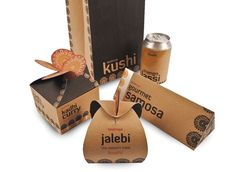 packaging, kushi <3