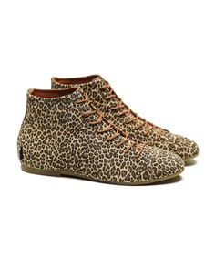 Shoe the Bear High Leopard Shoes #ShoetheBear #shoes #wholesale #shoptoko