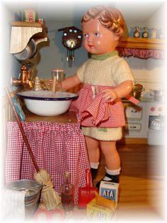 Mijn kleine wereld: Keukentje