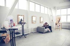 Studio Zabłocie... mały zakątek kultury.
