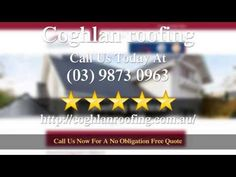 C&L Coghlan Roofing Pty Ltd reviews - Coghlan Roofing Reviews5 Star Ratinghttps://www.youtube.com/edit?o=U&video_id=_fFnyNMNB8II've used this company three times over the last couple of years and could not wish for better service. Their tradies are always on time, professional, do the work properly and happily answer all questions.Coghlan roofing570 Canterbury Road, Vermont VIC 3133Vermont VIC3133Coghlan roofing reviews