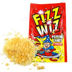 Fizz Wiz strawberry. have you ever tried this at the same time as a mouthful of coke