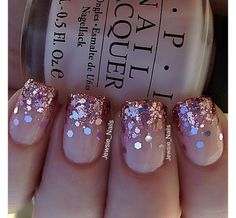 OPI privacy please as base & ESSIE a cut above on tips