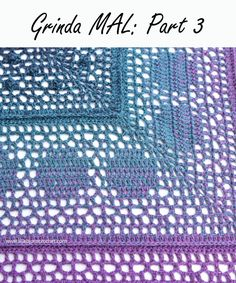 Crochet Patterns Wear Grinda MAL: Part Free pattern by www. Prayer Shawl Crochet Pattern, Prayer Shawl Patterns, Crochet Prayer Shawls, Crochet Shawl Free, Crochet Wrap Pattern, Quick Crochet, Knit Or Crochet, Crochet Scarves, Crochet Patterns