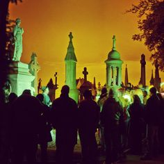 Children's Ghastly Glasnevin Tours Sat 26th - Weds 30th October