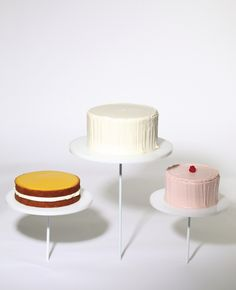 Thiebaud Pink Cake Recipe from Modern Art Desserts by Caitlin Freeman