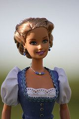 Elisabeth (Bavarian Dolls) Tags: barbie bavarian dirndl