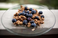 my not-so-crunchy granola recipe is on the blog :)