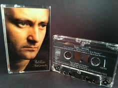 PHIL COLLINS - but somebody - CASSETTE 80's