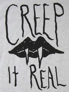 Creep It Real - Halloween vampire teeth Halloween Signs, Halloween Art, Holidays Halloween, Halloween Decorations, Halloween Halloween, Happy Halloween Quotes, Halloween Vampire, Halloween Parties, Halloween Costumes