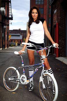 wallpapers girls/bikes ...not porn ....