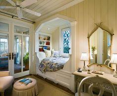 Bedroom nook and cranny