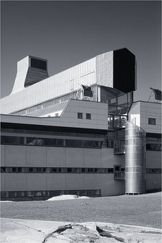 The Stockholm University Library  / Ralph Erskine