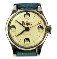 the beatles watch, 1964