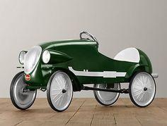Unknown Mfg. Pedal car.